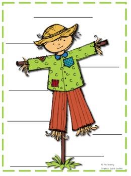 Nouns, Label the Scarecrow