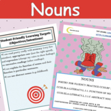 Nouns Lessons and Activities