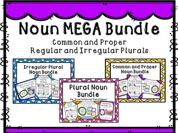 Nouns MEGA Bundle