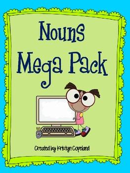 Nouns Mega Pack