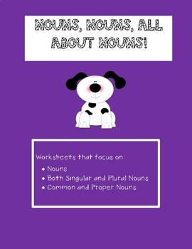 Nouns, Nouns and More Nouns!