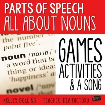 Nouns - Parts of Speech