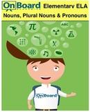 Nouns, Plural Nouns, and Pronouns-Interactive Lesson