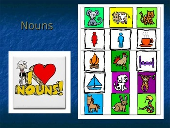 Nouns Powerpoint