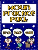 Nouns Practice Pack Freebie