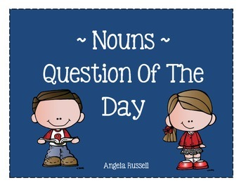 Nouns ~ Question Of The Day