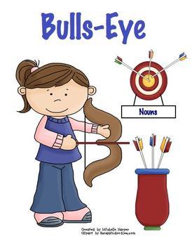 Nouns Review Bulls-Eye Games
