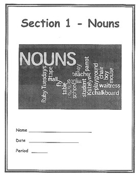Nouns Review Packet