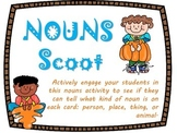 Nouns Scoot Activity
