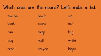 Nouns (Simple)