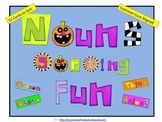Nouns Sorting Fun (Common Core Aligned)