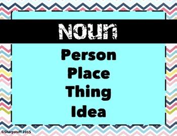 6 Noun Sorts - Singular, Possessive, Common, Proper, Possessive
