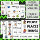 Nouns Stations - People, Places and Things