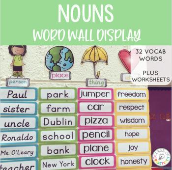 Nouns Study
