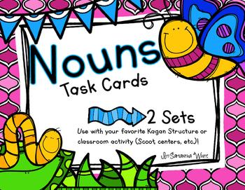 Noun {Task Cards}