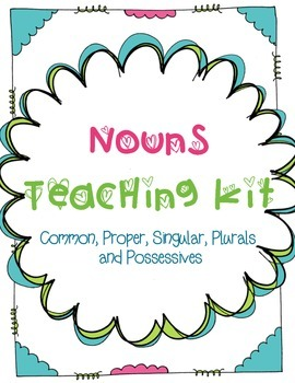 Nouns Teaching Kit