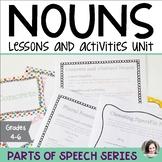 Nouns - Parts of Speech   Common and Proper, Possessive, C