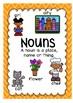 Nouns Verbs Adjectives An Introduction Pack
