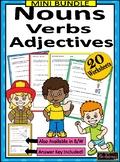 Nouns, Verbs, Adjectives | Parts of Speech | Worksheets & Activities