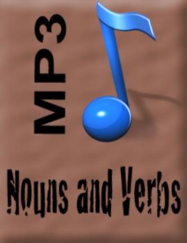 Nouns & Verbs Song - Educational Music