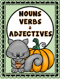 Nouns, Verbs and Adjectives (Autumn)