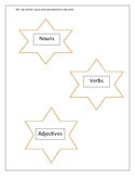 Nouns, Verbs and Adjectives Hunt