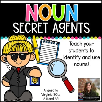 Nouns, Verbs, and Adjectives, Oh My!