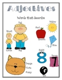 Nouns, Verbs, and Adjectives Signs!