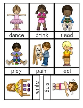Nouns, Verbs and Adjectives Sort