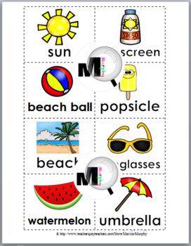 Nouns, Verbs & Adjectives Sort