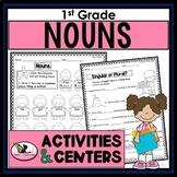Nouns - 1st Grade