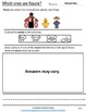 Nouns - Which Ones Are Nouns?  - 1st Grade