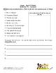 Nouns Worksheet Packet and Lesson Plan - 8 pages plus answer key