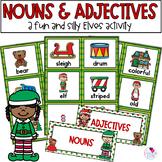 Nouns and Adjectives   Christmas Grammar Activities