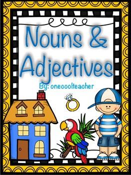 Nouns and Adjectives No Prep!