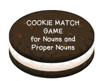 Nouns and Proper Nouns Game