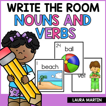 Write the Room-Nouns and Verbs