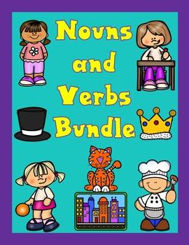 Nouns and Verbs BUNDLE