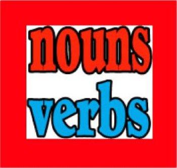 Nouns and Verbs Introduction Bundle