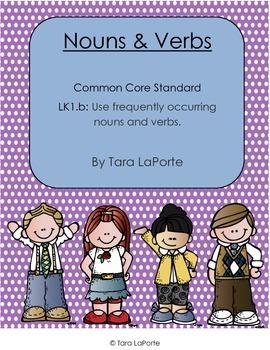 Nouns and Verbs LK1.b