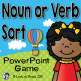 Nouns and Verbs PowerPoint Game