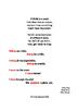Nouns and Verbs Song