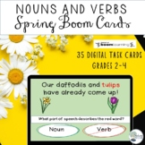 Nouns and Verbs (Spring)