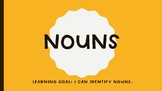 Nouns are People