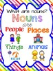 Nouns are Sweet Activities & Anchor Chart Common Core Aligned
