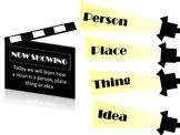 Nouns at the Movies Comprehensive Unit
