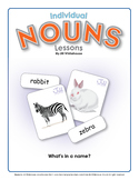 Nouns by Jill Whitehouse