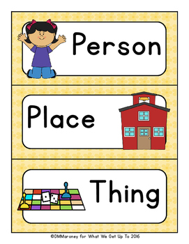 Nouns for Beginners