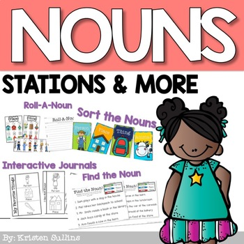 Nouns {for Guided Reading}