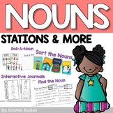 Nouns Stations, Journals and More